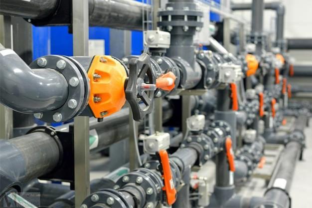 تعمیرات موتور خانه و تاسیسات