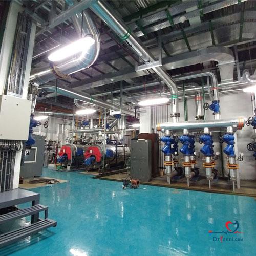 تاسیسات برقی موتورخانه