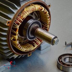موتور سوخته کولرگازی